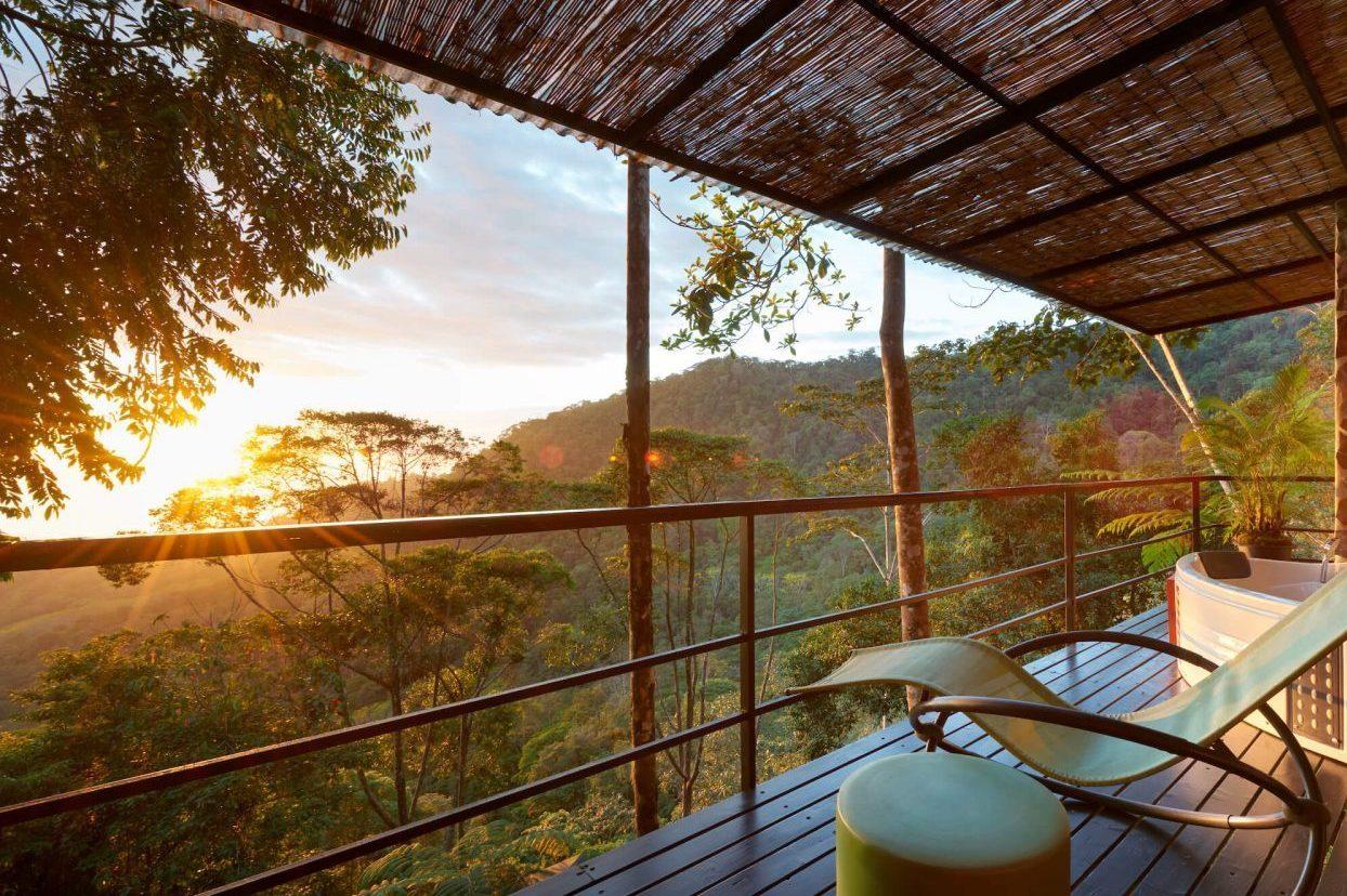 Costa Rica Treehouse Vacation Hotel   Rancho Pacifico
