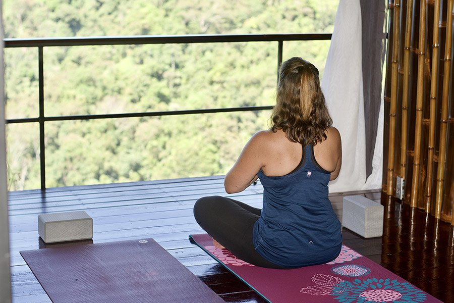 Yoga can be part of your Costa Rica adventure vacation