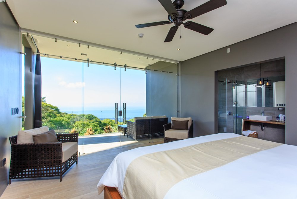 Incredible ocean views in our Costa Rica suites.