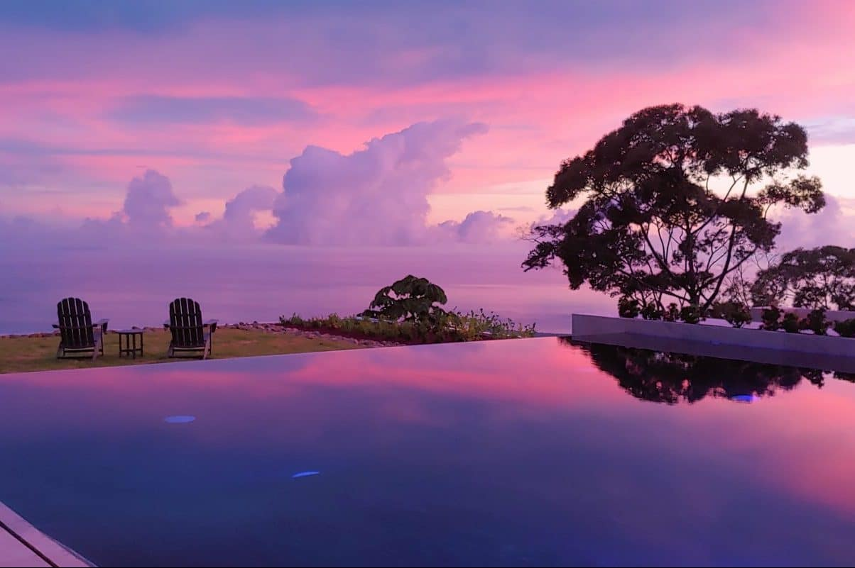 Infinity Pool at RP Costa Rica Luxury Resort