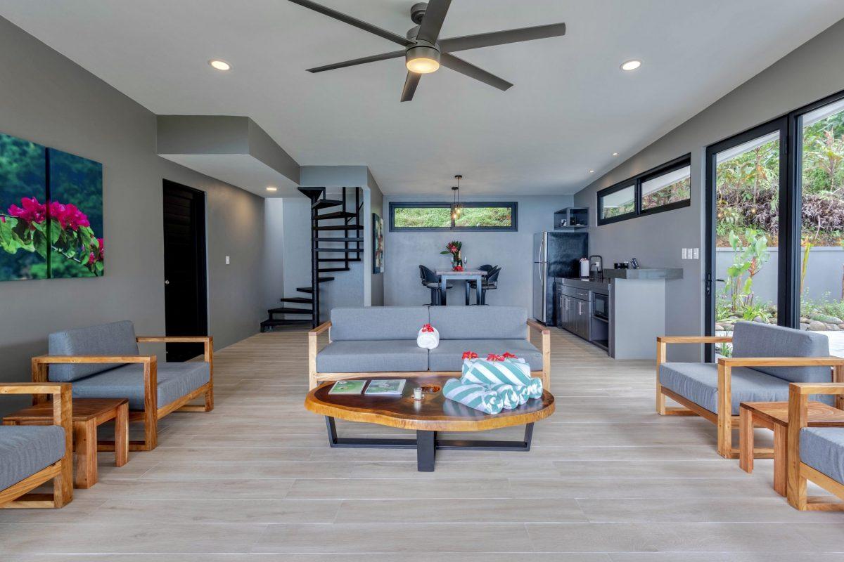 Villa Living Area