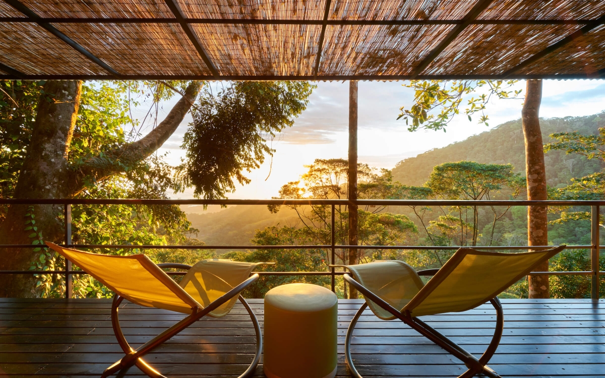 costa rica treehouse vacation hotel | rancho pacifico