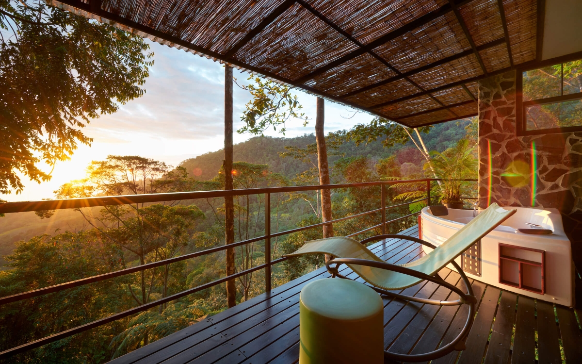 Treehouse Hotels In Monteverde Costa Rica